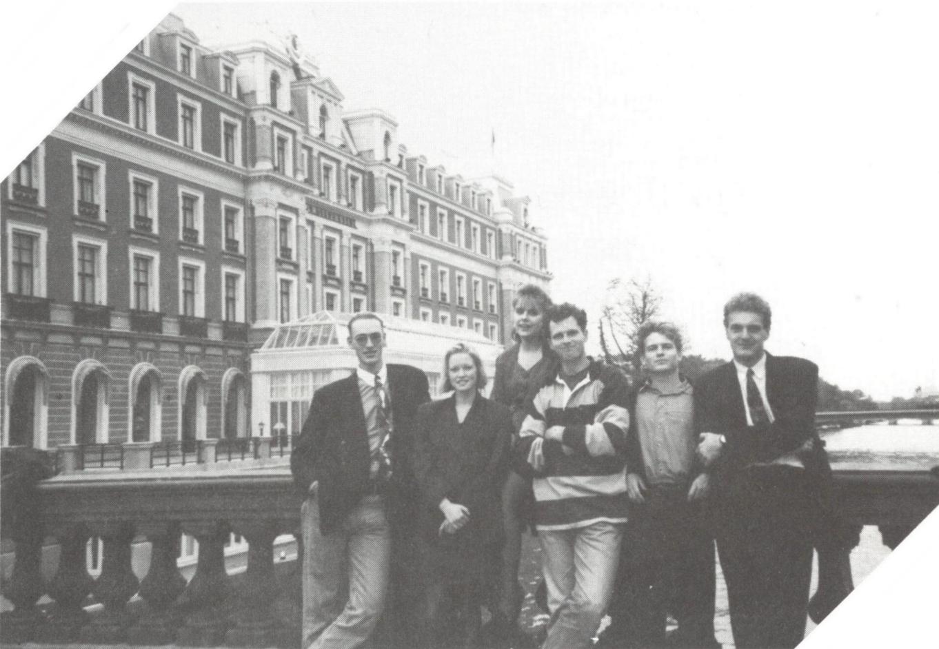 Bestuur Panta Rhei 1992-1993