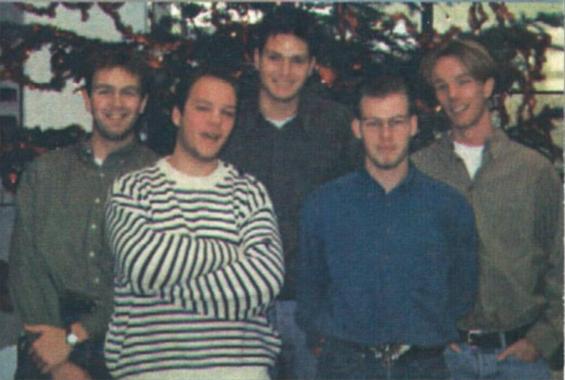 Bestuur Panta Rhei 1997-1998