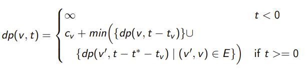 A description of the dp-structure
